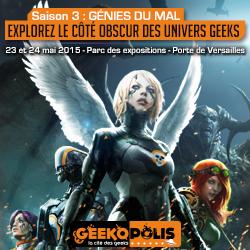 Geekopolis : Le festival dont vous êtes le héros