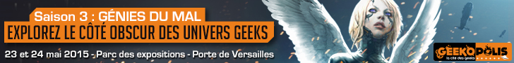 Geekopolis : La cité des geeks