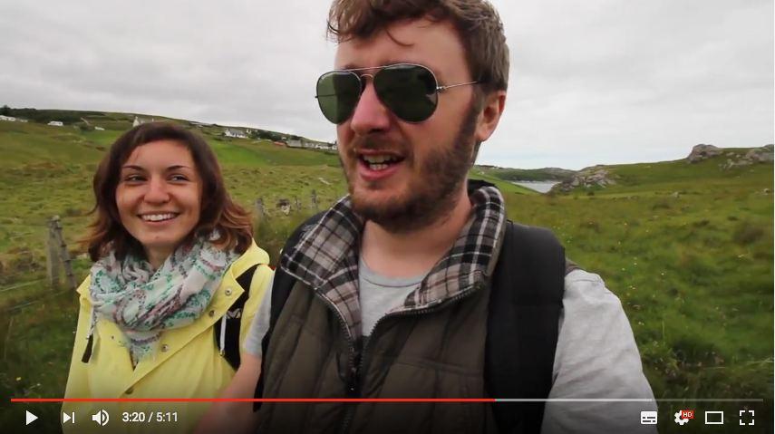 Vlog Roadtrip Ecosse Image