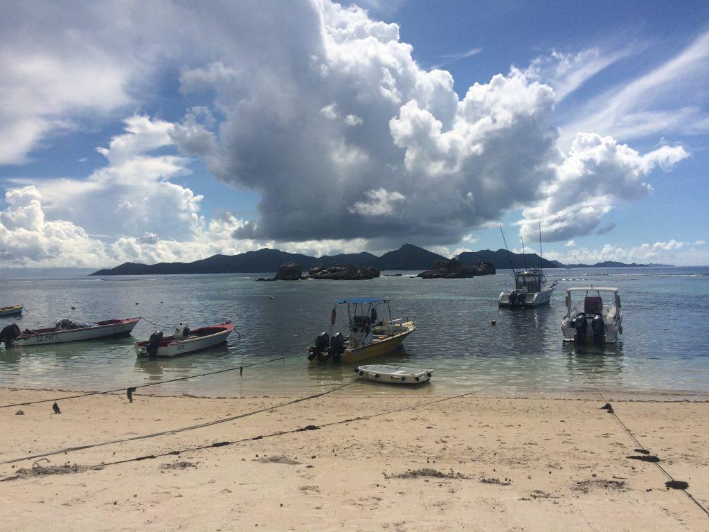 Bagage à main Seychelles 2017 La Digue