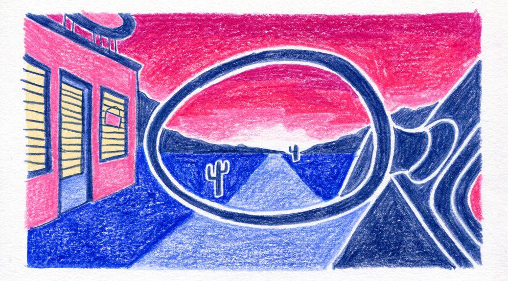 Artwork Alice Des - We Don't Need Roads